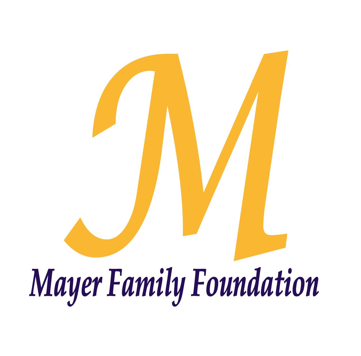 Mayer Family - Logo To Use