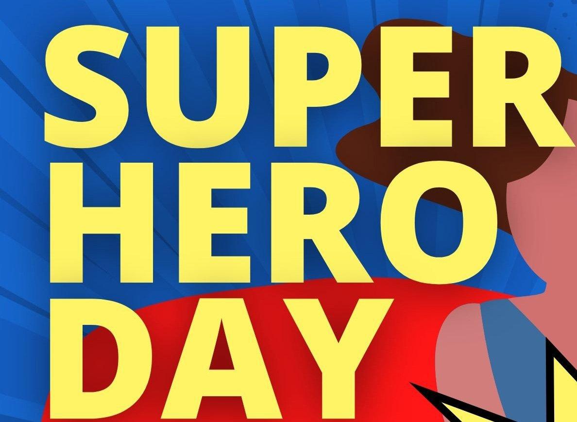 Super Hero Day - v2